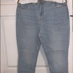 Old Navy- Light Blue Jeans
